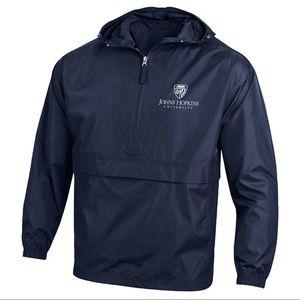 Johns Hopkins University Packable Jacket
